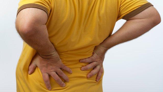 8 de cada 10 mexicanos sufren lumbalgia