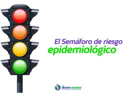 ¿Sabes qué significa el Semáforo de riesgo epidemiológico?