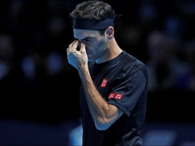 Roger Federer da prioridad a su salud y se retira del abierto de Francia