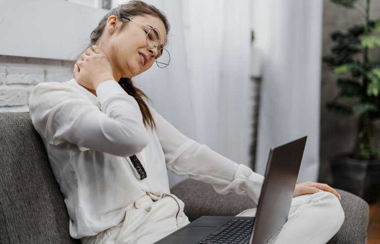 Dolor por home office y sus consecuencias: ¿Con cuál te identificas?